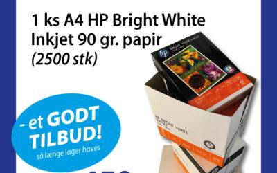 Print- og kopipapir